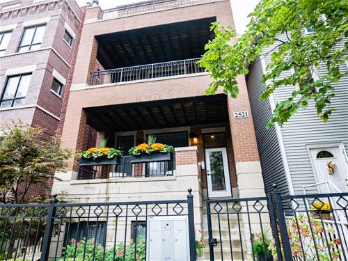 2521 N Southport Unit 1, Chicago, IL 60614 Lincoln Park