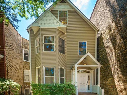 1847 W Addison, Chicago, IL 60613 Roscoe Village