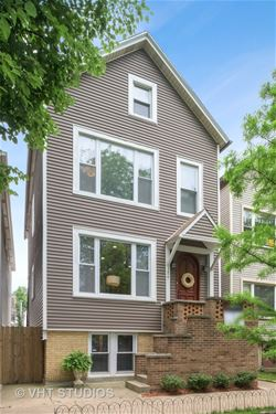 1427 W Fletcher, Chicago, IL 60657