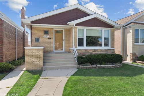 5642 S Meade, Chicago, IL 60638 Garfield Ridge