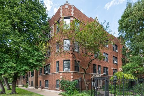 5465 S Ingleside Unit 1W, Chicago, IL 60615