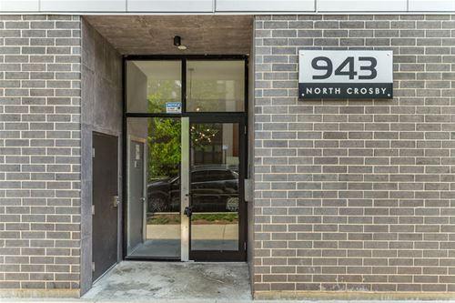 943 N Crosby Unit 308, Chicago, IL 60610 Goose Island