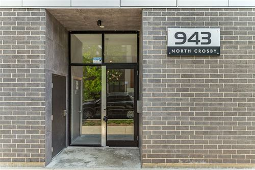 943 N Crosby Unit 305, Chicago, IL 60610 Goose Island
