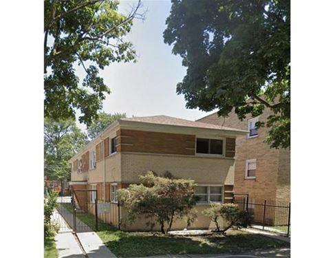 10931 S Vernon, Chicago, IL 60628 Roseland