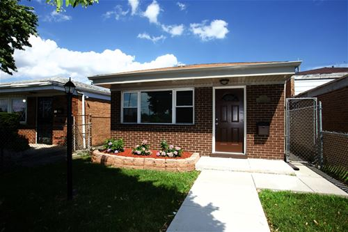 11827 S Ashland, Chicago, IL 60643 West Pullman