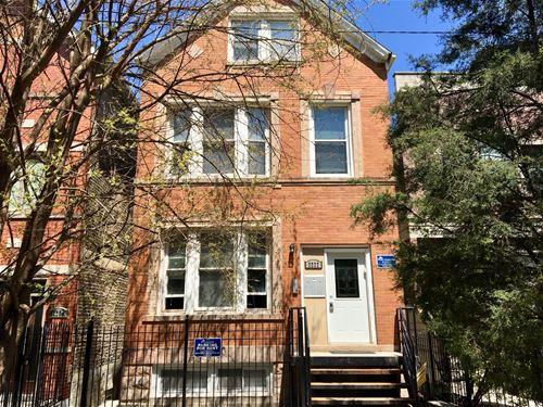 2222 W Belden Unit 1, Chicago, IL 60647 Bucktown