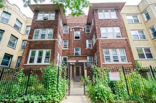 7637 N Bosworth Unit 3S, Chicago, IL 60626 Rogers Park