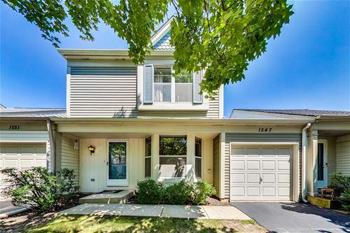 1547 N Gatewood, Palatine, IL 60067