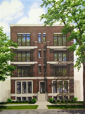4727 N Winchester Unit 1N, Chicago, IL 60640 Ravenswood