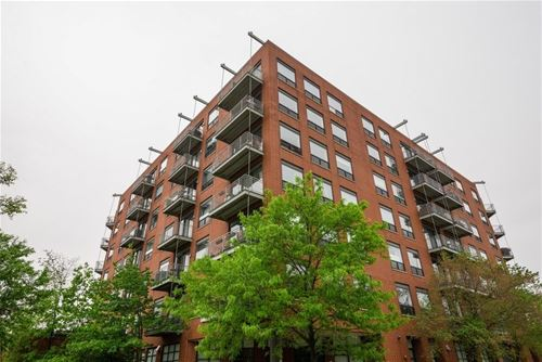 859 W Erie Unit 604, Chicago, IL 60642 River West