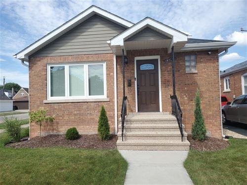 5756 S Sayre, Chicago, IL 60638 Garfield Ridge