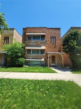 5449 N Artesian, Chicago, IL 60625 Ravenswood
