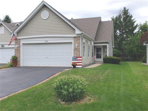 533 Northgate, Oswego, IL 60543