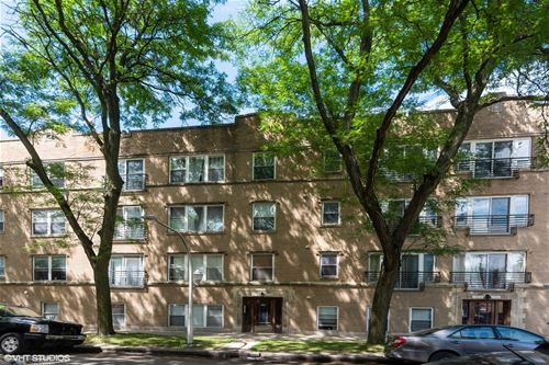 2554 W Rosemont Unit 3, Chicago, IL 60659 West Ridge