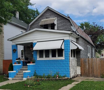 5805 S Fairfield, Chicago, IL 60629 Gage Park