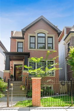 3923 N Paulina, Chicago, IL 60613 West Lakeview