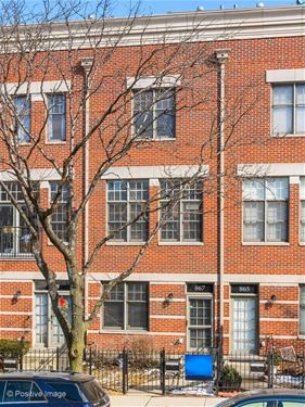 867 N May, Chicago, IL 60642 River West