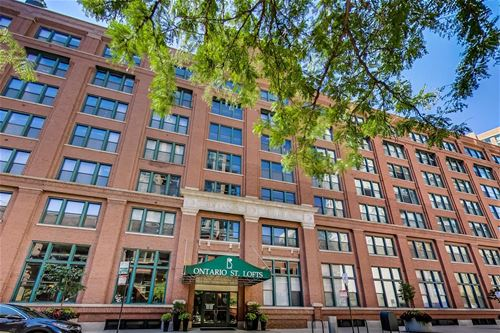 411 W Ontario Unit 512, Chicago, IL 60654 River North