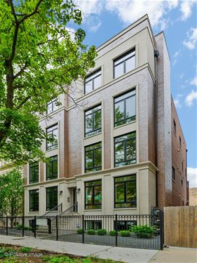 2252 N Orchard Unit 3S, Chicago, IL 60614 Lincoln Park
