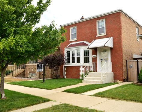 6435 S Knox, Chicago, IL 60629 West Lawn