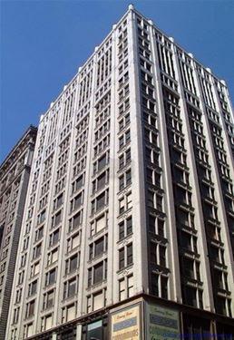 8 W Monroe Unit 802, Chicago, IL 60603 The Loop