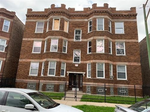 4230 W Crystal, Chicago, IL 60651 Humboldt Park