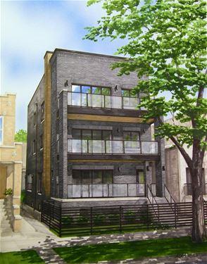 2338 W Dickens Unit 2, Chicago, IL 60647 Bucktown