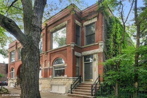 1140 W Schubert Unit 2, Chicago, IL 60614 Lincoln Park