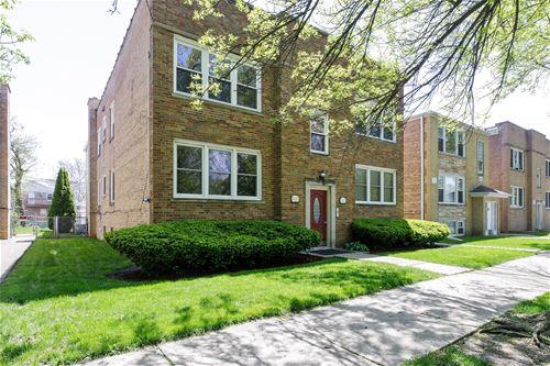 6223 N Kedzie Unit 1S, Chicago, IL 60659 West Ridge