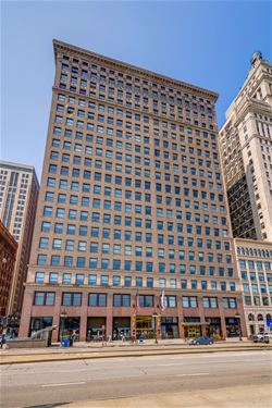 330 S Michigan Unit 1611, Chicago, IL 60604 The Loop