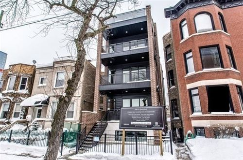 3541 N Sheffield Unit 2, Chicago, IL 60657 Lakeview