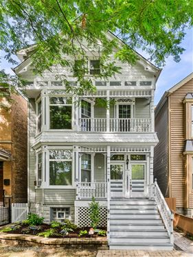 3722 N Bosworth, Chicago, IL 60613 Lakeview