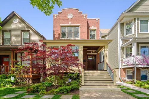 4548 N Oakley, Chicago, IL 60625 Ravenswood