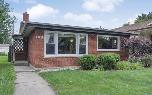 3748 W 83rd, Chicago, IL 60652 Ashburn