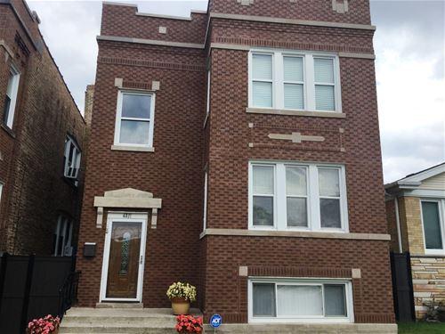 6317 W Melrose, Chicago, IL 60634 Belmont Cragin