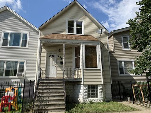738 W 48th, Chicago, IL 60609 Canaryville