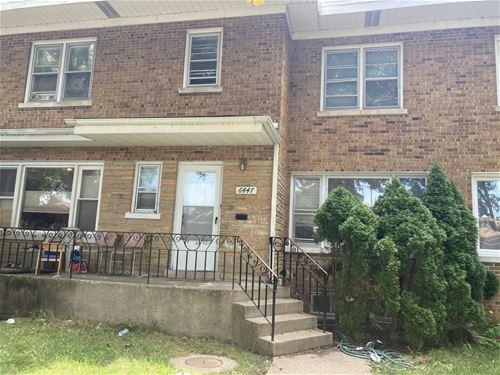 6447 N Whipple, Chicago, IL 60645 West Ridge
