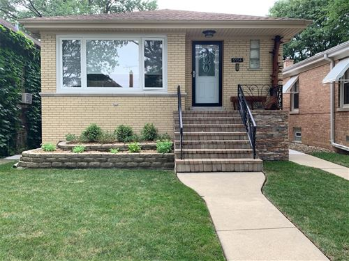 5554 N Parkside, Chicago, IL 60630 Jefferson Park