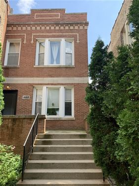3313 W Belden Unit 1, Chicago, IL 60647 Logan Square