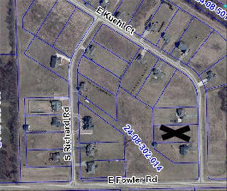 Lot 9 E Kuehl, Rochelle, IL 61068