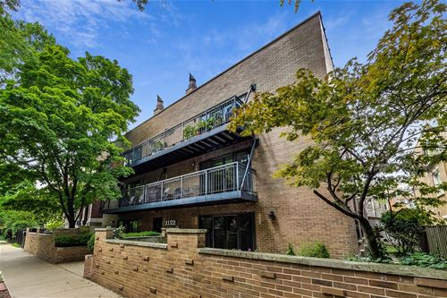 1122 W Altgeld Unit 1, Chicago, IL 60614 Lincoln Park