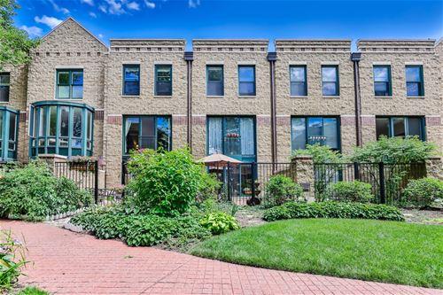 1622 N Mohawk Unit B, Chicago, IL 60614 Lincoln Park