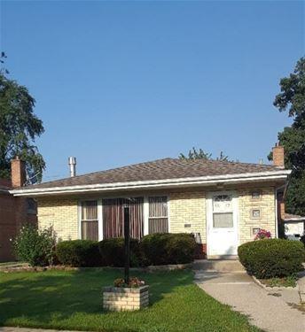8813 S Richmond, Evergreen Park, IL 60805