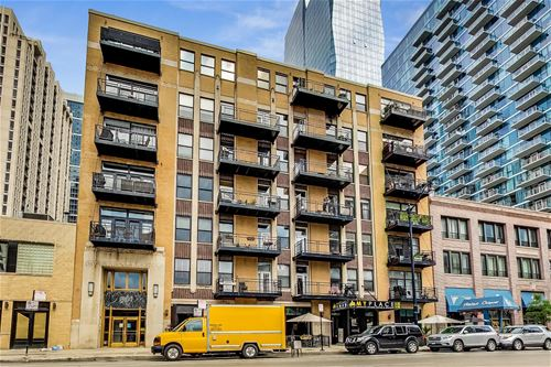 1307 S Wabash Unit 411, Chicago, IL 60605 South Loop