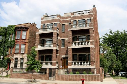 3503 N Sheffield Unit 3N, Chicago, IL 60657 Lakeview