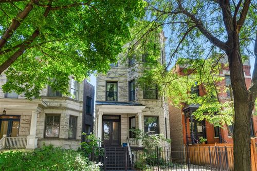 3637 N Janssen, Chicago, IL 60613 Lakeview