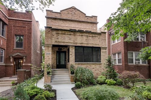 4448 N California, Chicago, IL 60625 Albany Park