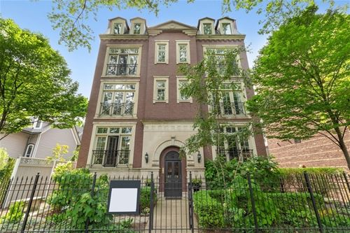 2224 N Orchard Unit 3S, Chicago, IL 60614 Lincoln Park