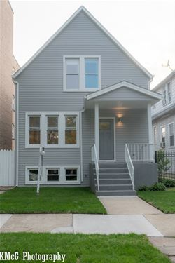 4508 N Harding, Chicago, IL 60625 Albany Park