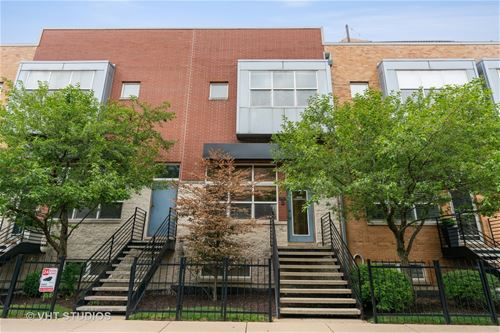2542 W Bloomingdale, Chicago, IL 60647 Logan Square